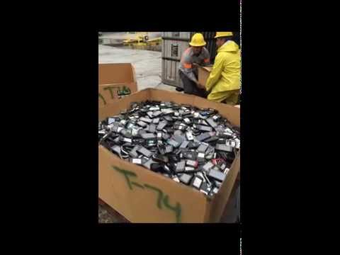 Alpha E-Waste Cell Phone Recycling NATIONWIDE