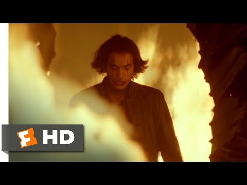 The Crow: City Of Angels (5/12) Movie CLIP - Pick A Card (1996) HD