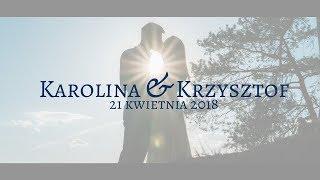 Karolina & Krzysztof - Teledysk Ślubny