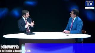En Conexión Empresarial  conversamos con Cristian Echeverria, Director Centro de Estudios y Negocios FEN UDD