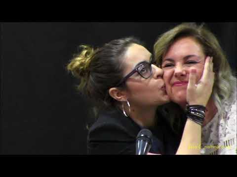Presentación en Isla Cristina de la novela 'Dos veces Carmen' de Catalina Conde