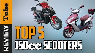 6. ✅Scooter: Best 150cc Scooter 2019 (Buying Guide)