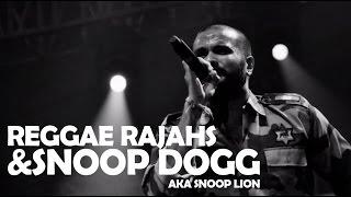 Reggae Rajahs & Snoop Dogg aka Snoop Lion in India, Jan 2013