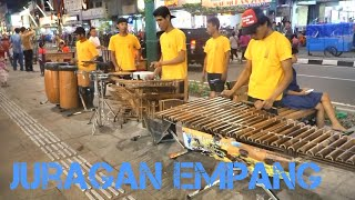 JURAGAN EMPANG - Angklung Malioboro CAREHAL (Pengamen Kreatif Jogja) Diana Sastra Tarling Cirebonan Video
