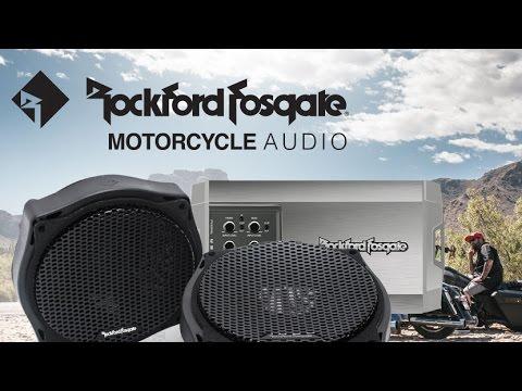 1998-2013 Street Glide® Front Speaker & Amp Install