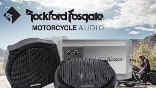 7. 1998-2013 Street Glide® Front Speaker & Amp Install