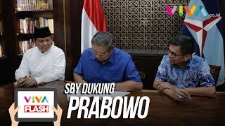 Video SBY Resmi Teken Dukungan untuk Prabowo MP3, 3GP, MP4, WEBM, AVI, FLV Januari 2019