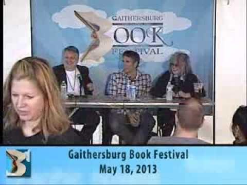 Gaithersburg Book Festival 2013: Nina Blackwood & Mark Goodman