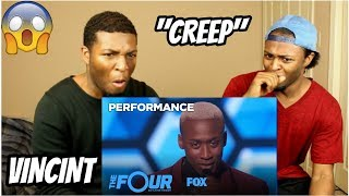"Video Vincint: Slays""CREEP"" and WOWS The Judges! | Finale | The Four (REACTION) MP3, 3GP, MP4, WEBM, AVI, FLV Maret 2018"