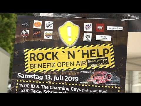Benefiz Open Air In Wien