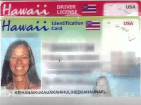 Janice Keihanaikukauakahihuliheekahaunaele is a Hawaiian Resident Who Needs Two IDs for Her Name