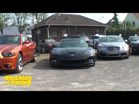 US CARS – IMPORT – TUNING – SERVICE – Büsching Tuning