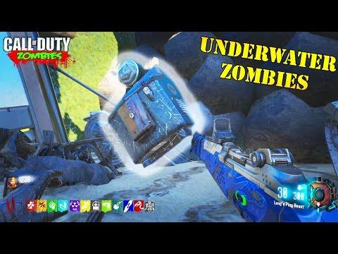 UNDERWATER ZOMBIES CHALLENGE MAP! - BLACK OPS 3 CUSTOM ZOMBIES CHALLENGE ZOMBIES! (BO3 Zombies) (видео)