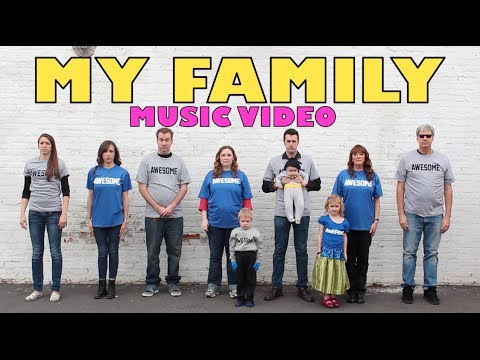 MY FAMILY! (MUSIC VIDEO)