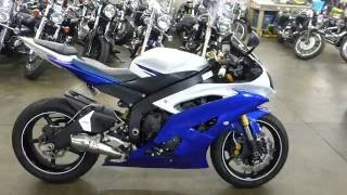 10. 2014 Yamaha R6 description