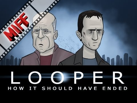 """How """"Looper"""" Should Have Ended – Video"""