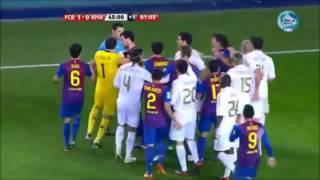 Video Barcelone vs Real Madrid | La plus grosse bagarre du monde au Football MP3, 3GP, MP4, WEBM, AVI, FLV Oktober 2017