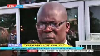 Afrika Mashariki: Twataka uchaguzi mkuu DRC ( sehemu ya kwanza) Septemba 4, 2016