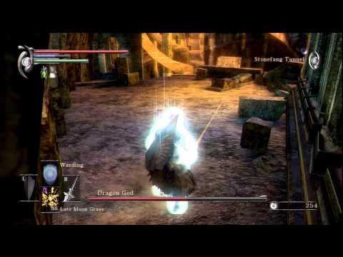 Demon's Souls Boss: Dragon God