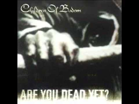 Punch Me, I Bleed (en portugues) - Children Of Bodom