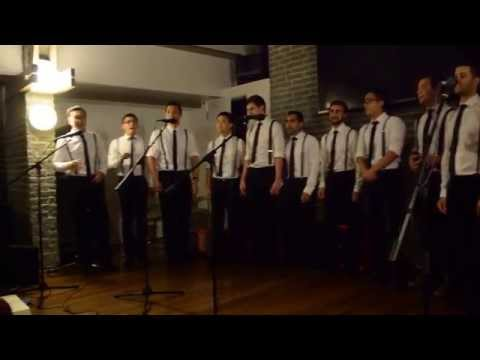 Stand By Me Yesterday covered by UBC Boys2Med Male A cappella