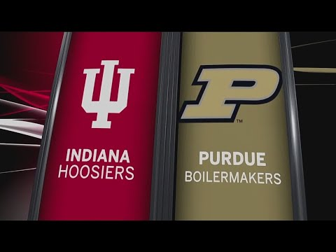 Indiana Hoosiers Vs Purdue Boilermakers Wrap - Purdue Wins 31-24