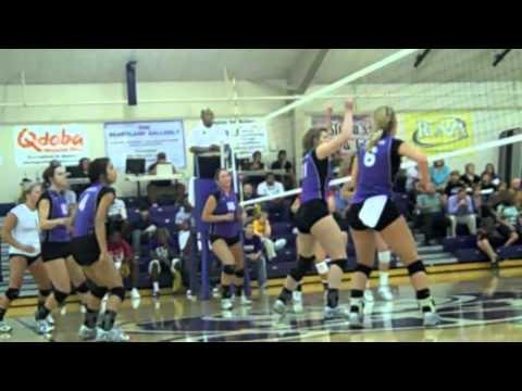 Volleyball vs. Oklahoma Wesleyan, 9.8.2011