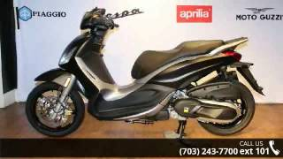 7. 2016 Piaggio BV 350 ABS  - La Moto Washington - Arlington...