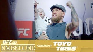 Video UFC 229 Embedded: Vlog Series - Episode 4 MP3, 3GP, MP4, WEBM, AVI, FLV Oktober 2018