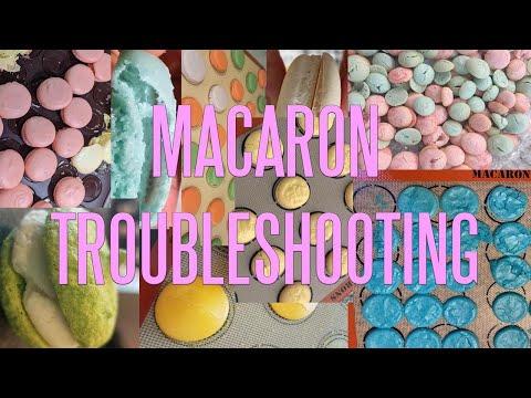[HD] THE MACARON FILES: EP. 7 - MACARON TROUBLESHOOTING