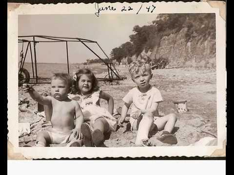 1940's Picture show of the Bingel family of Buffalo, NY