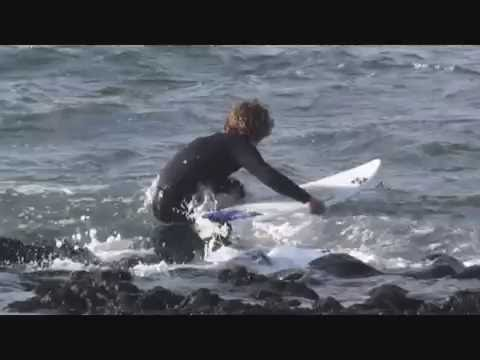 Hugo Guias - hugo guias was tranning in fuerteventura during 20 days with his new kiteloose stuff. surf kitesurf the perfect trip...check it out.that's it that's all!!!!