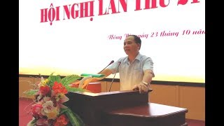 Thành ủy Uông Bí: tổ chức hội nghị công tác cán bộ