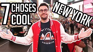 Video 7 Choses Cool à New York ! MP3, 3GP, MP4, WEBM, AVI, FLV Oktober 2017