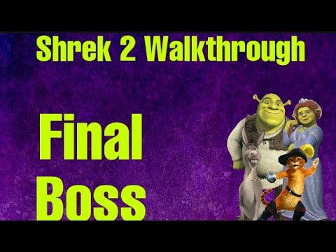 Shrek 2 Walkthrough-Final Part-Final Boss