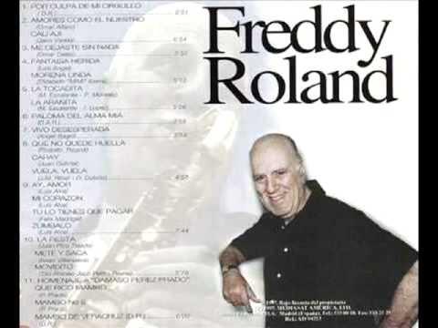 Freddy Roland - la fiesta - mete y saca - movidito
