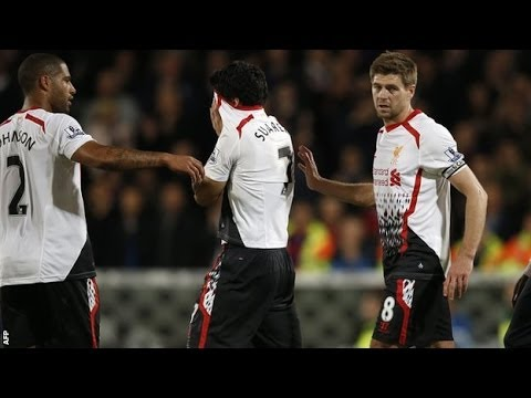 Crystal Palace Vs Liverpool FC (3-3) Highlights 2014