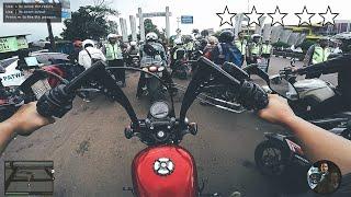 Video Razia Polisi - Harley lupa bawa STNK   48 × Hayabusa × GSR750 MP3, 3GP, MP4, WEBM, AVI, FLV September 2018