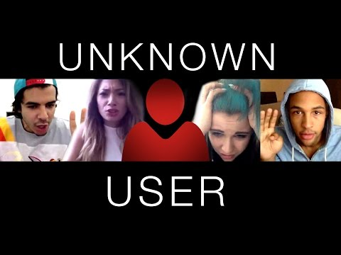UNKNOWN USER - mit Melina , Simon Desue , Paola & Hichäm видео