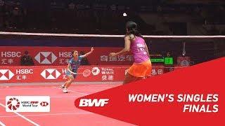 Video F | WS | PUSARLA V. Sindhu (IND) vs Nozomi OKUHARA (JPN) | BWF 2018 MP3, 3GP, MP4, WEBM, AVI, FLV Desember 2018
