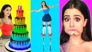 Video I tried 10 Crazy Challenges for 10 MILLION SUBSCRIBERS MP3, 3GP, MP4, WEBM, AVI, FLV September 2019