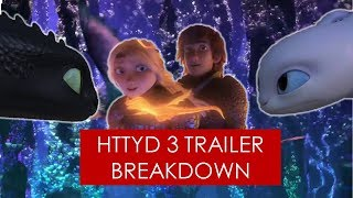 Video How to Train Your Dragon 3: Trailer Breakdown [ Light Fury l Hiccstrid l Hidden World ] MP3, 3GP, MP4, WEBM, AVI, FLV Juni 2018