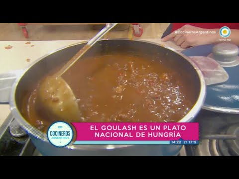 ¿Sabés de dónde viene el nombre de la receta goulash?