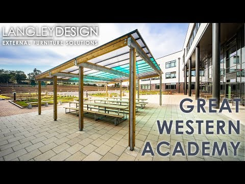 Great Western Academy, Swindon - Langley Design (Street Furniture)