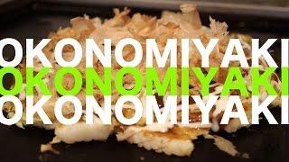 What is Okonomiyaki?