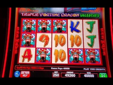 Triple Fortune Dragon Unleashed leads to Las Vegas!
