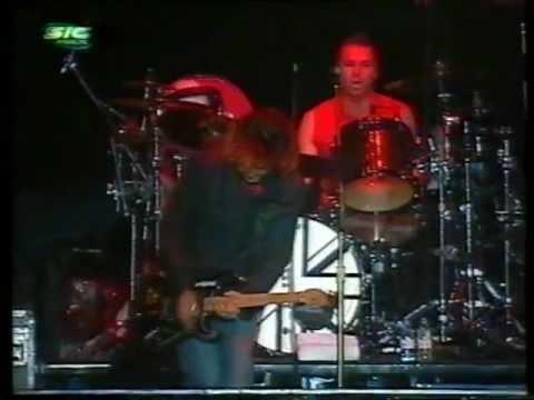 Bush - The Chemicals Between Us live @ Vilar de Mouros 2002 Portugal (видео)