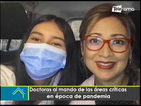 Doctoras y enfermedades exponen su vida por salvar a los demás