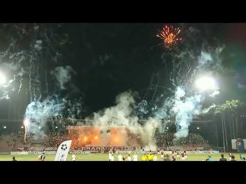Carabobo FC vs. Caracas FC Liguilla 2017 12 Nov 2017 - Granadictos - Carabobo
