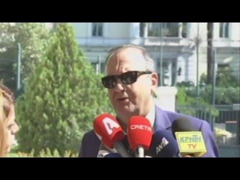 """Δ. Στρατούλης: """"Δεν έχω εκλεγεί να ψηφίζω μνημόνια"""""""
